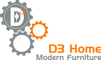 D3 Home Modern Furniture San Diego Logo
